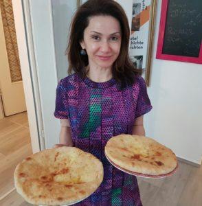 Georgische Kochkurse Chajapuri