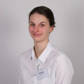 Profilbild von Sarah Spies