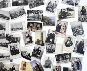 Historische Postkarten _Sardininen _Anke Sademann_web