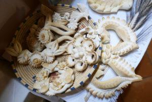 Sardische Brotbackkunst: Pane degli Sposi