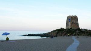 Strand von Bari Sardo nahe des Hotels La Torre_Sardinien_Sademann