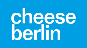 LOGO CHEESE BERLIN