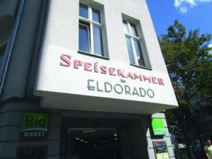 Das Haus des einst legendären Eldorado heute
