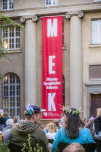Fete de la Musique 2017 im Garten des Museums Europäischer Kulturen in Berlin. © Foto: David von Becker