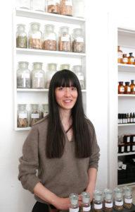 Ryoko Hori Senses Salon 2 _Portrait_web©Anke Sademann