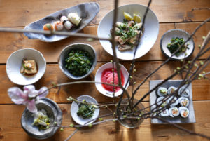 Ryoko Hori Senses Salon _Japanisches Food_Schalen Le Blanc 2 web ©Anke Sademann
