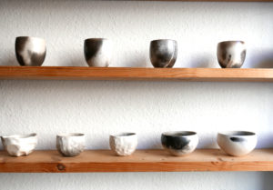 Ryoko Hori Senses Salon _Teeschalen_LeBlanc_ web©Anke Sademann