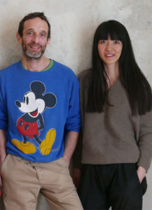 Ryoko Hori und Daniel Kula_Ryoko Senses Salon _web©Anke Sademann