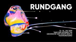 Header_Udk Rundgang 2019_Johanna Rummel UdK Berlin