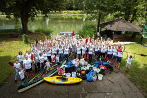 CRP_TOUR_2019_CleanUp_Start in Koblenz 2019