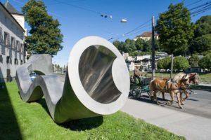 "Modernes Salzburg - Salzburg Foundation: Manfred Wakolbinger ""Connection""."