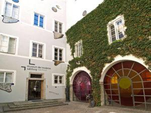 Museum der Moderne Rupertinum in Salzburg - Hof