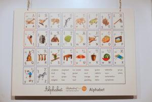 EasyReading Designer Alphabet_Sademann