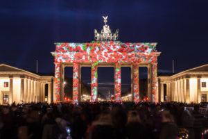 FESTIVAL OF LIGHTS 2013_Brandenburger Tor