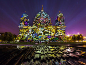 FESTIVAL OF LIGHTS 2015_Berliner Dom_Photo_ Nelofee