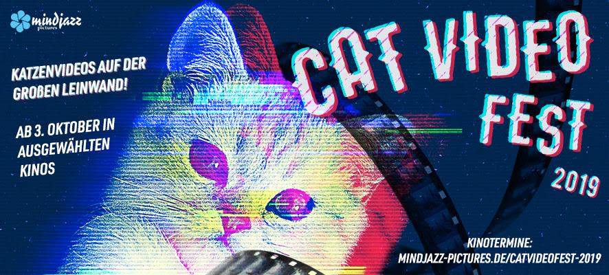 Header Cat Video Fest 2019