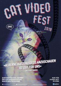 Web-Plakat_Header Cat Video Fest 2019