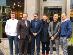Gruppenfoto Koeche eat Berlin 2020