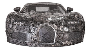 © Gallery of Steel_Bugatti_Veyron