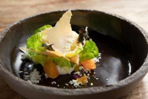 Mandarinensorbet � Kopfsalat � Weiße Schokolade � Estragon_quer_web