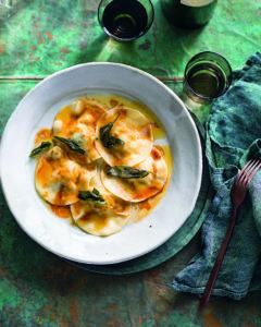 Seite 42 & 43_Ravioli mit Seefisch-Garnelen-Füllung