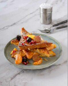 Orangen-Ingwer-French-Toast