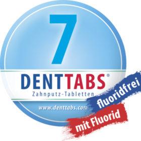 Profilbild von DENTTABS-Zahnputztabletten